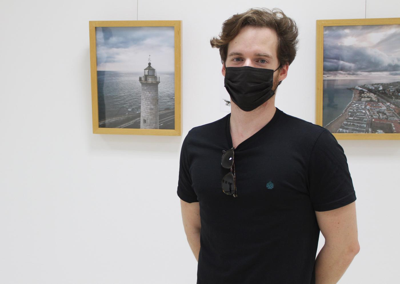 Álvaro Hidalgo Pedrosa expone su colección de fotos en el Centro Cultural de La Cala de Mijas