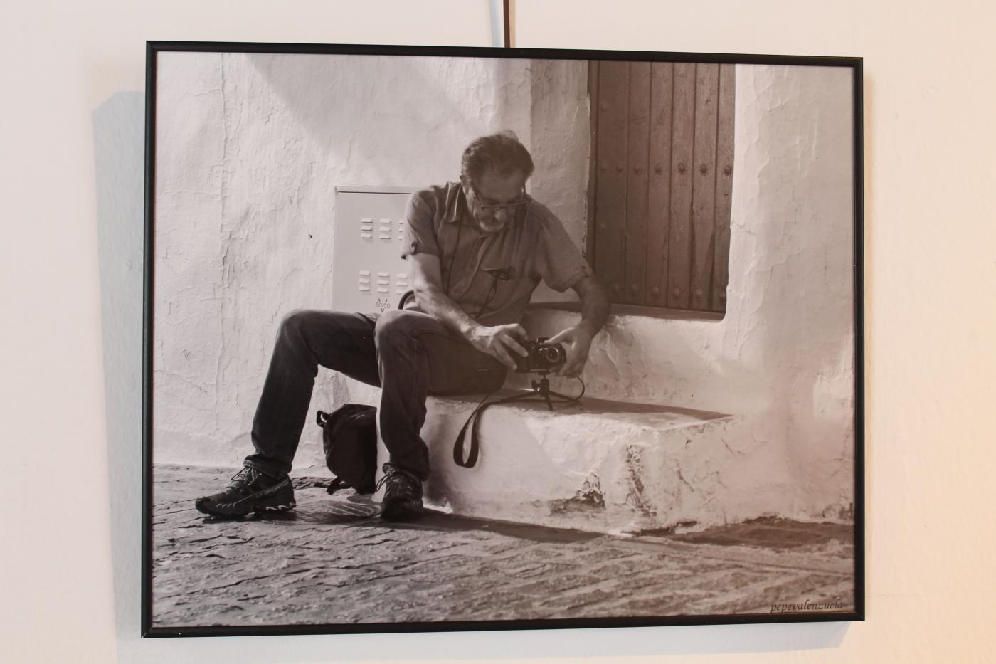 Exposición Pepe Valenzuela en Casa Museo.