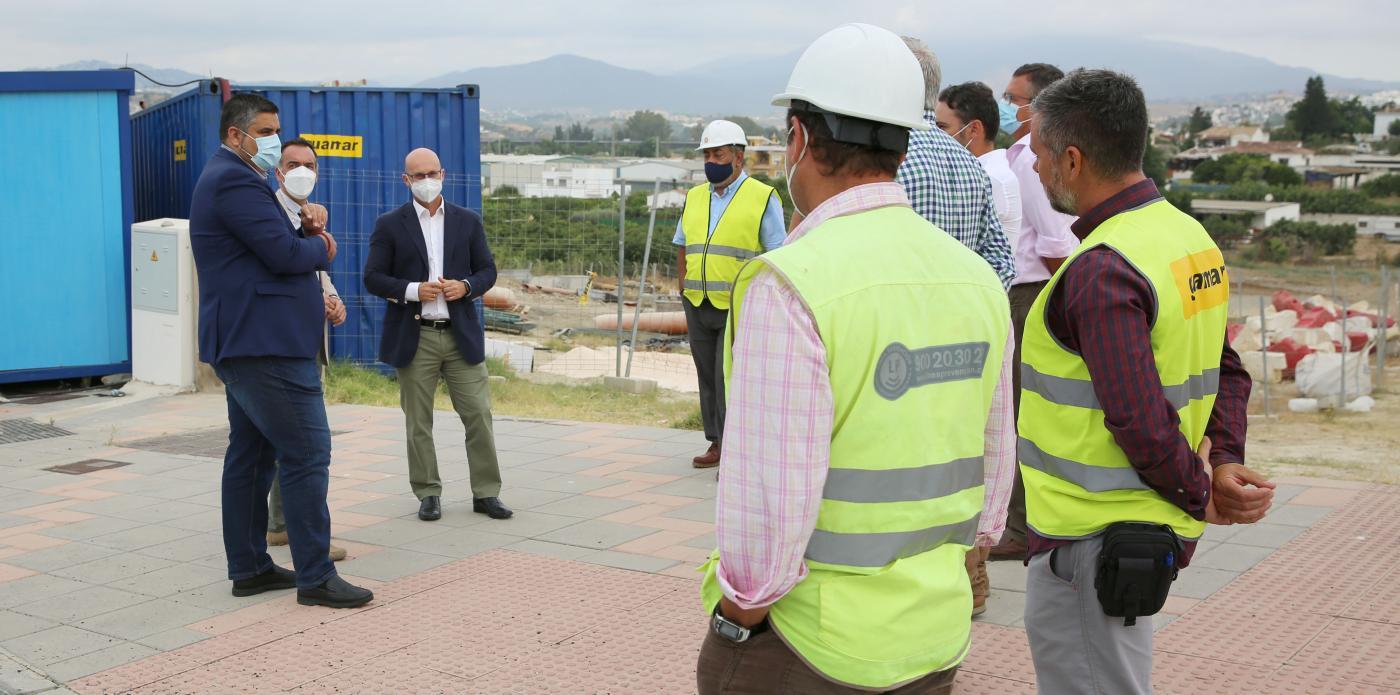 La empresa Guamar ha sido la encargada de realizar los trabajos con una inversión de poco más de un millón de euros y en un plazo de ejecución de 8 meses.