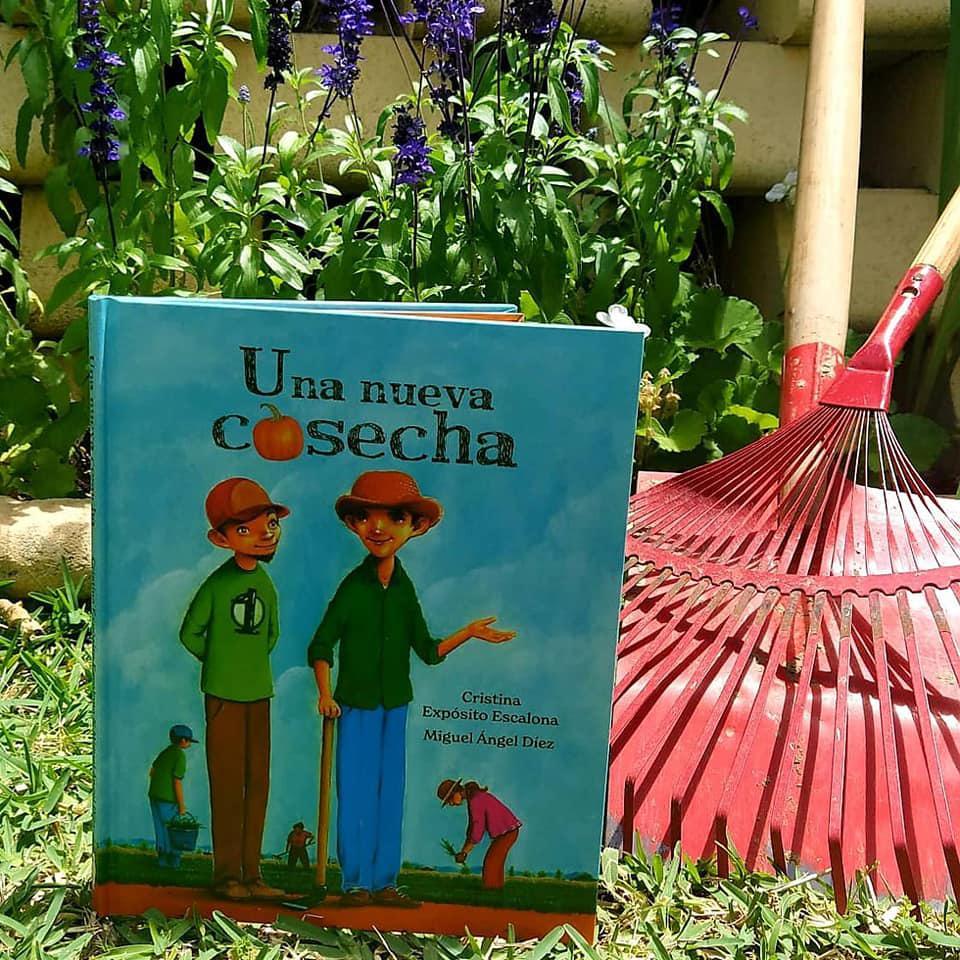 Un nueva cosecha, de Cristina Expósito.