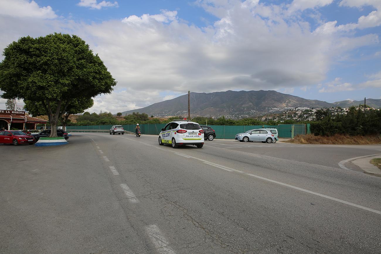 Camino de Campanales and Venta La Morena