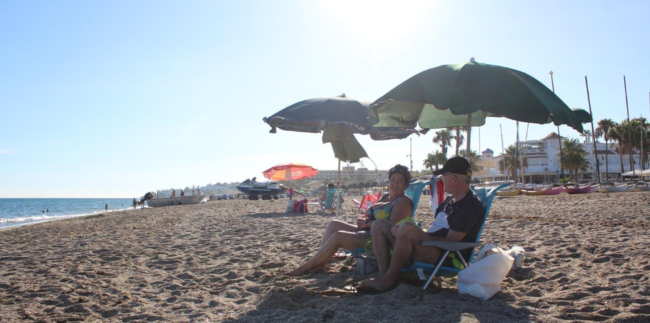 Playa de La Cala de Mijas