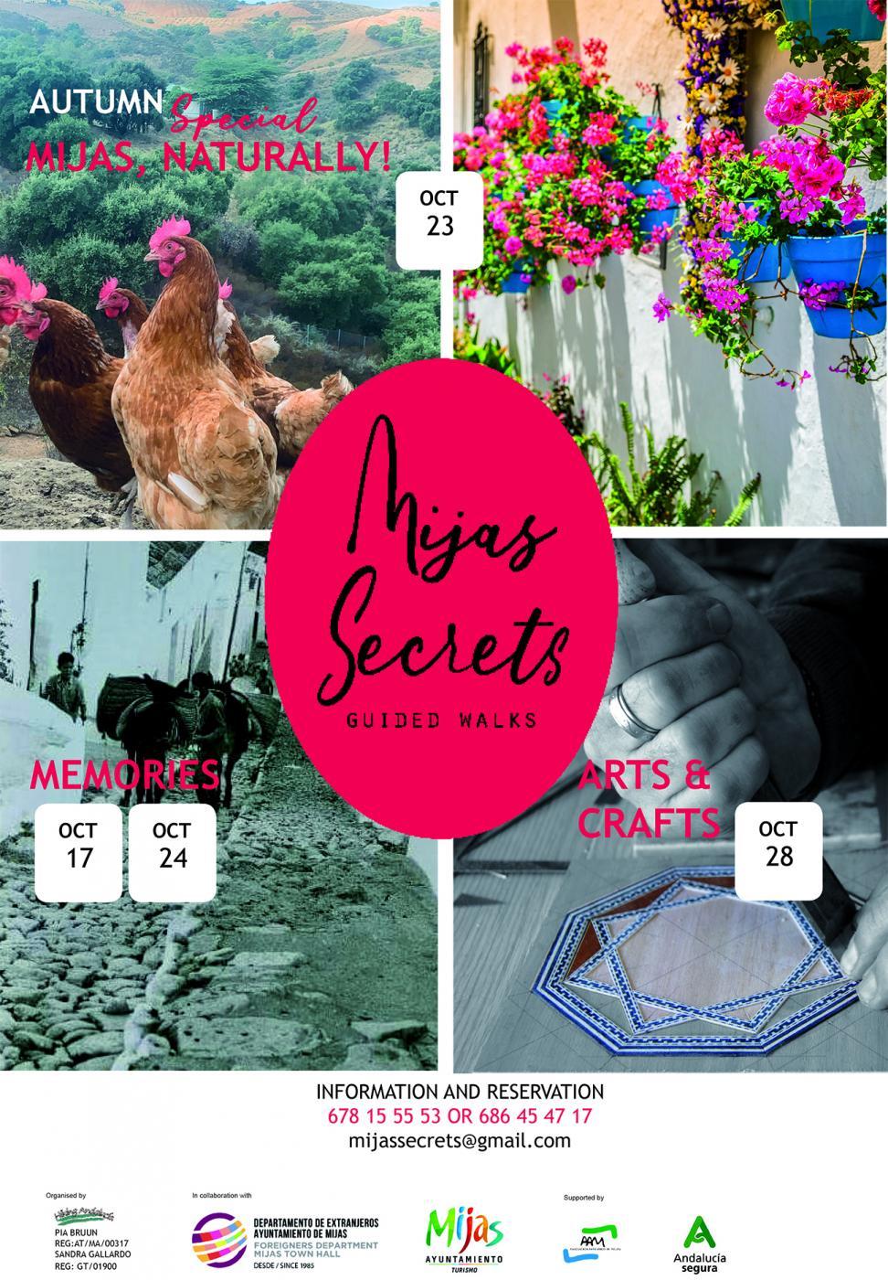 Mijas Secrets poster  
